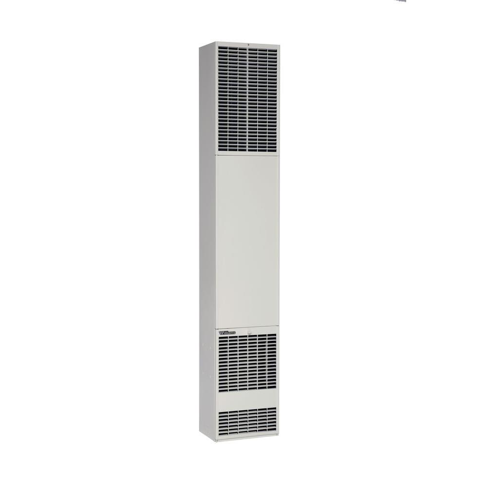 medium resolution of williams 55 000 btu hr forsaire counterflow top vent natural gas wall furnace heater