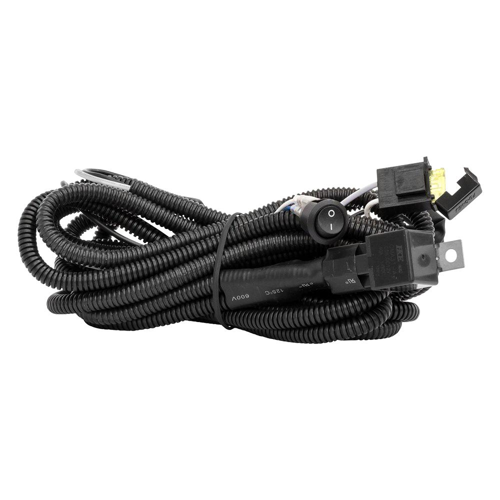 medium resolution of 14ft long 14 gauge led wiring harness black