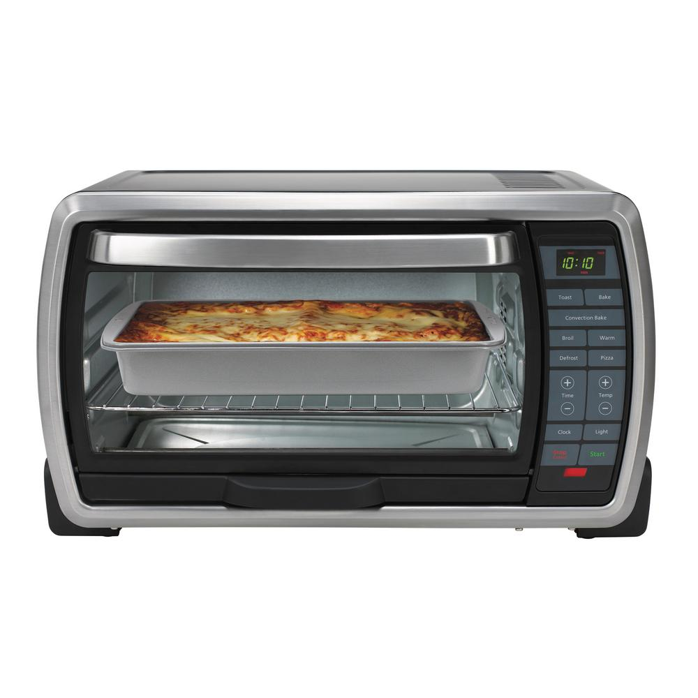 hight resolution of  oster black toaster oven tssttvmndg 001 the home depot on thermador oven wiring diagram
