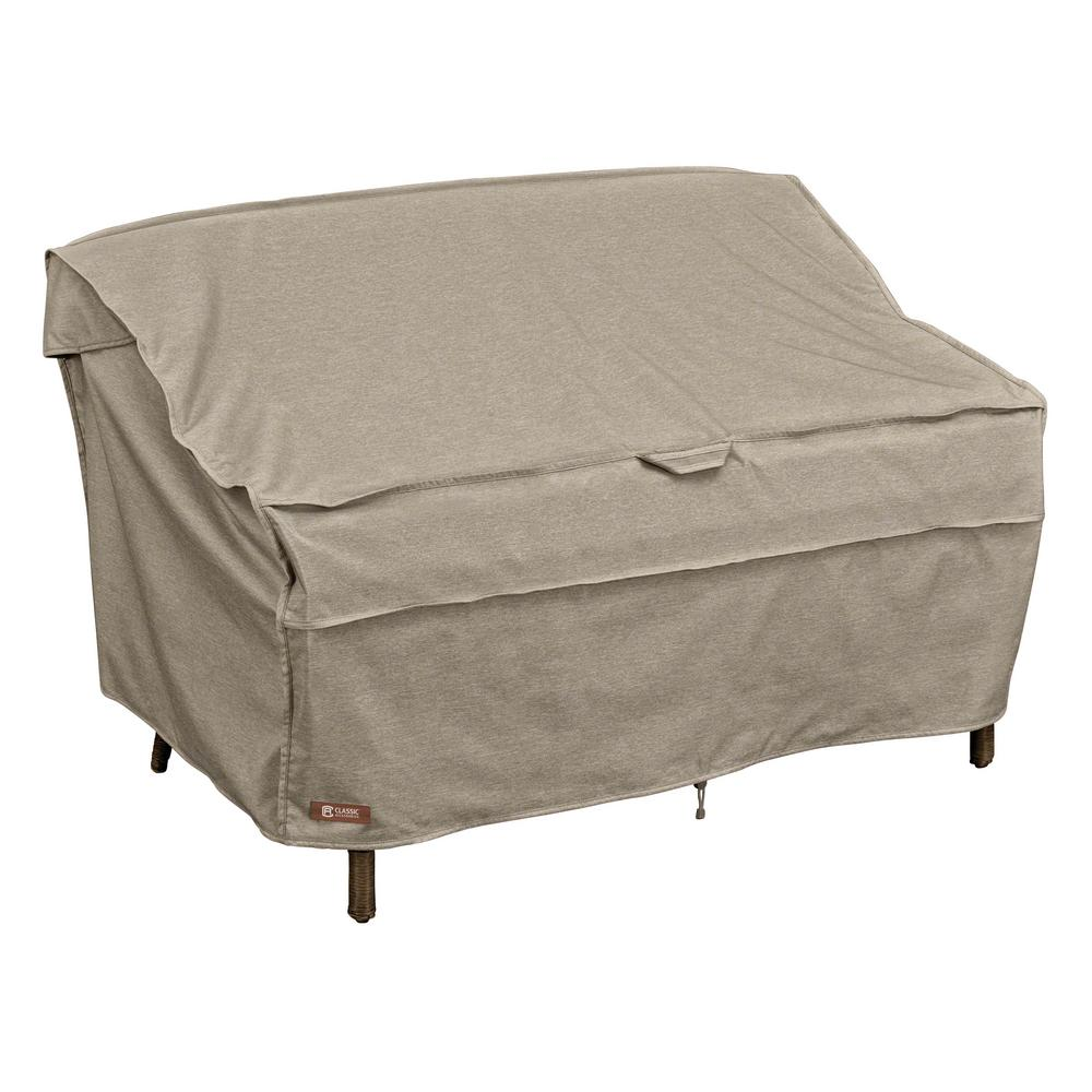 Classic Accessories Montlake Large Patio Loveseat Cover55678046701RT  The Home Depot
