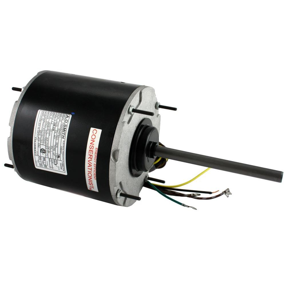 medium resolution of 1 2 hp condenser fan motor