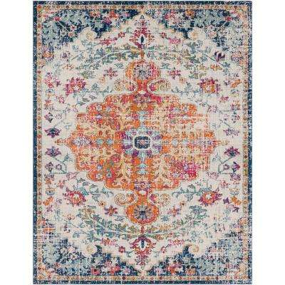 home depot living room rugs arranging furniture in small with fireplace demeter ivory 8 ft x 10 indoor area rug