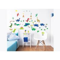 Walltastic Green Dinosaur Wall Stickers-WT45026 - The Home ...