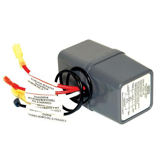 small resolution of 12 volt 110 145 psi pressure switch with relay