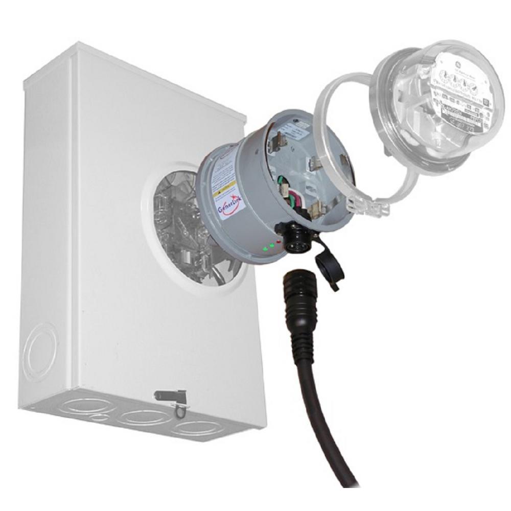 medium resolution of generlink 30 amp meter mounted transfer switch