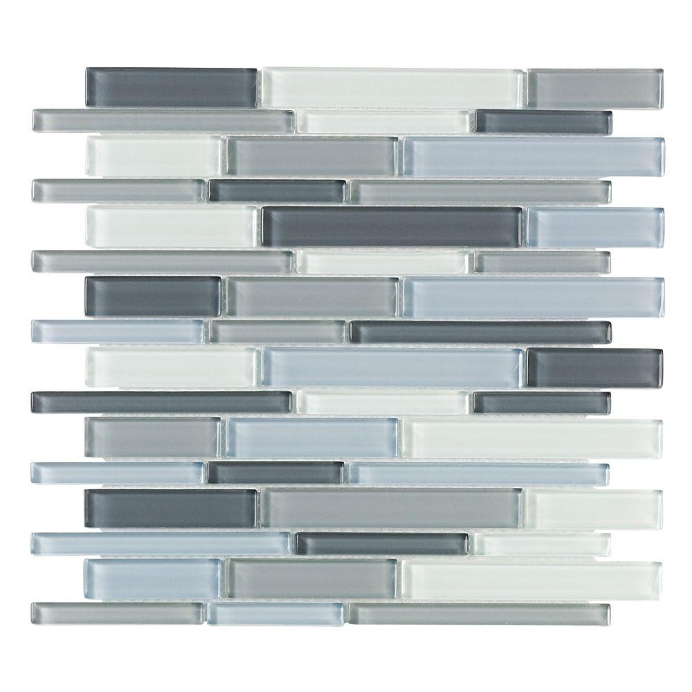 Pencil Mosaic Tiles