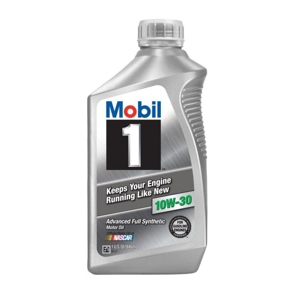 Mobil 32 Oz. 10w-30 Synthetic Motor Oil-mob94003