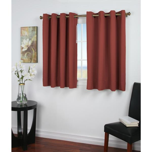 54 Inch Length Curtain Panels