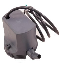 submersible water pump replacement for evaporative cooler models mc91 mc92 [ 1000 x 1000 Pixel ]