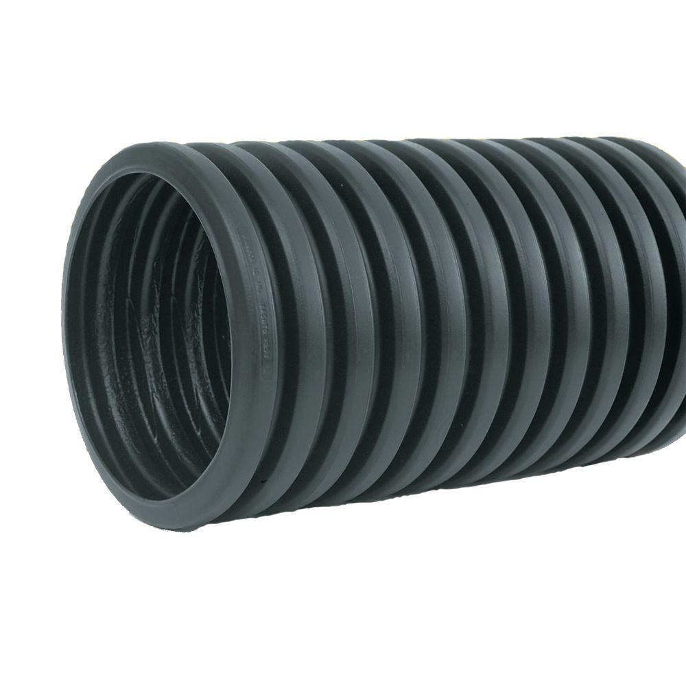 6 in. x 20 ft. Core x Drain Pipe Solid