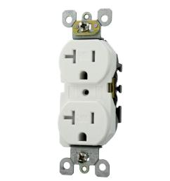 wiring double duplex receptacles in room wiring library leviton 20 amp residential grade weather and tamper [ 1000 x 1000 Pixel ]