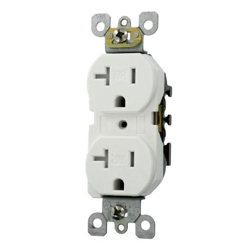small resolution of wiring double duplex receptacles in room wiring library leviton 20 amp residential grade weather and tamper