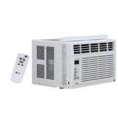 6 000 btu 115 volt window air conditioner with remote [ 1000 x 1000 Pixel ]
