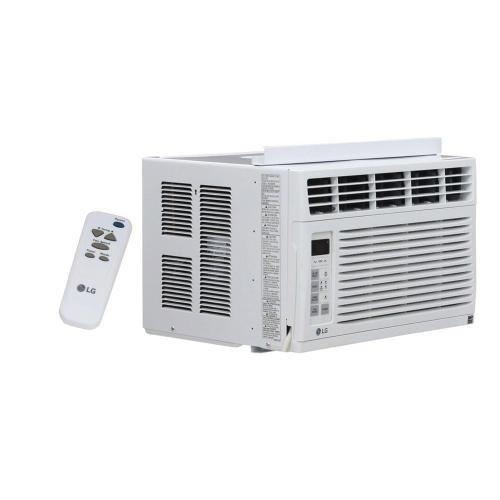 small resolution of 6 000 btu 115 volt window air conditioner with remote