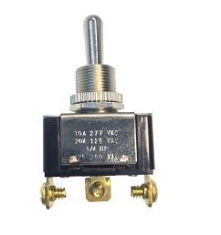 gardner bender 20 amp 125 volt ac spdt toggle switch case of 5  [ 1000 x 1000 Pixel ]