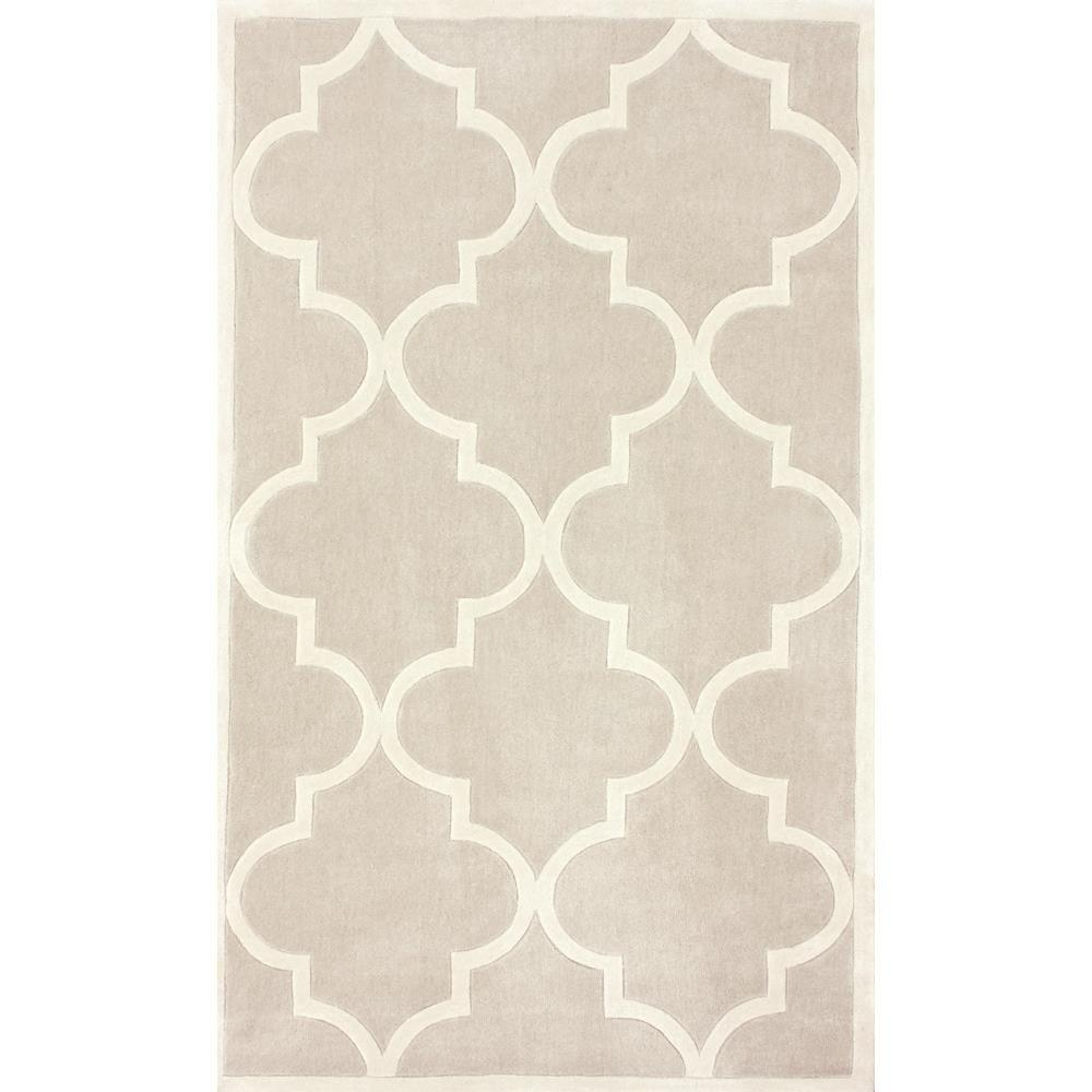 neutral rugs for living room blue decor nuloom fez 6 ft x 9 area rug acr129g 609 the home depot