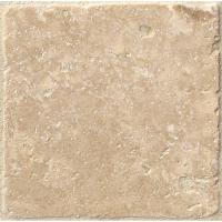 MS International Chiaro 4 in. x 4 in. Tumbled Travertine ...