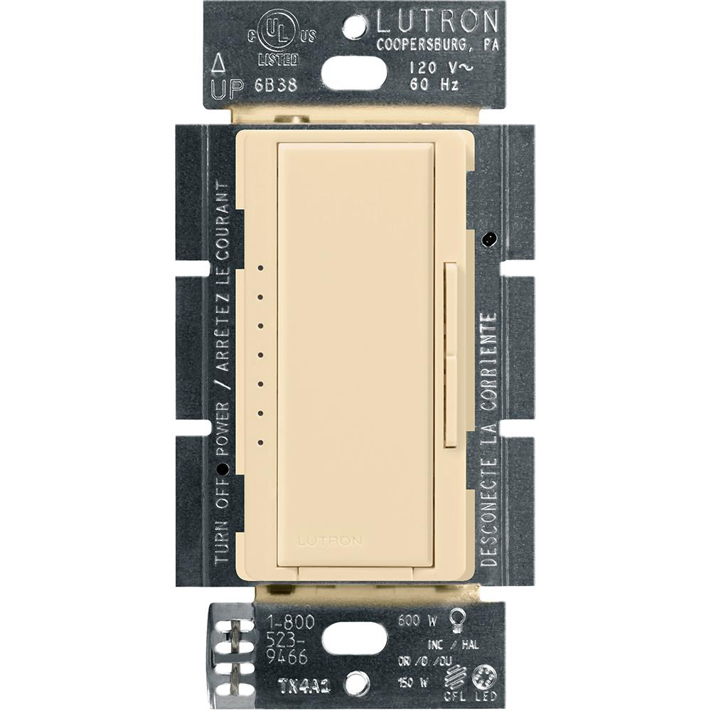 medium resolution of lutron maestro c l dimmer switch for dimmable led halogen and incandescent bulbs single