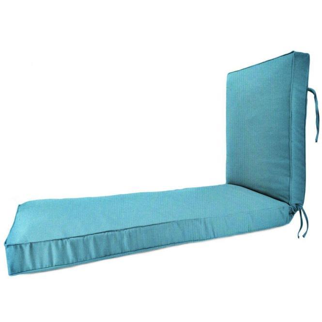Sunbrella Aruba Outdoor Chaise Lounge Cushion