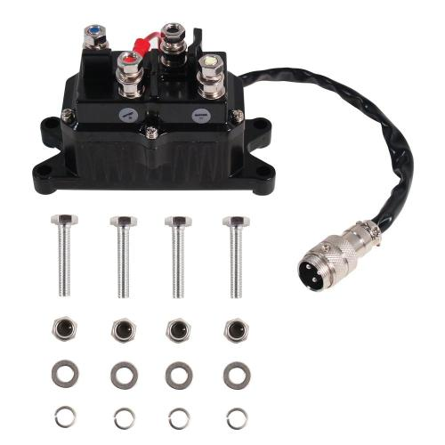 small resolution of universal replacement contactor relay for 2000 3600 lbs atv winches