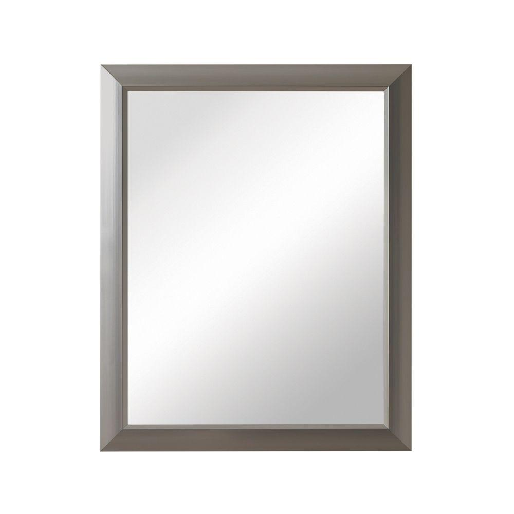 Barrington 15 in. W x 19 in. H x 5 in. D Framed Recessed
