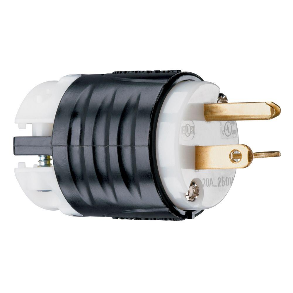 medium resolution of legrand pass and seymour 20 amp 250 volt plug