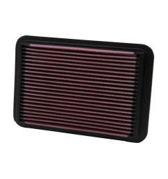 89 95 toyota pickup 2 4l 95 04 tacoma 2 4 2 7l drop in air filter [ 1000 x 1000 Pixel ]