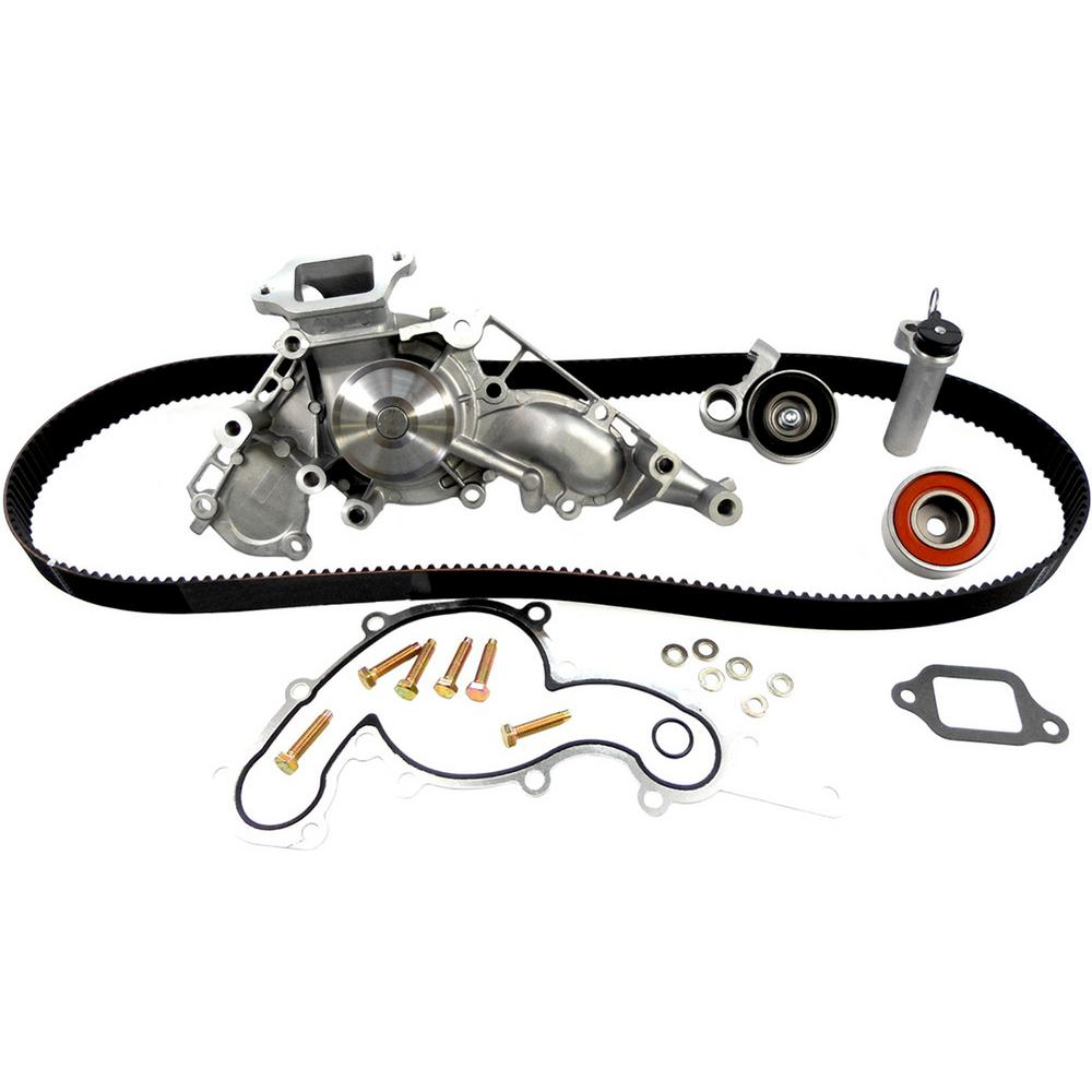 Gates PowerGrip Premium OE Timing Belt Component Kit w