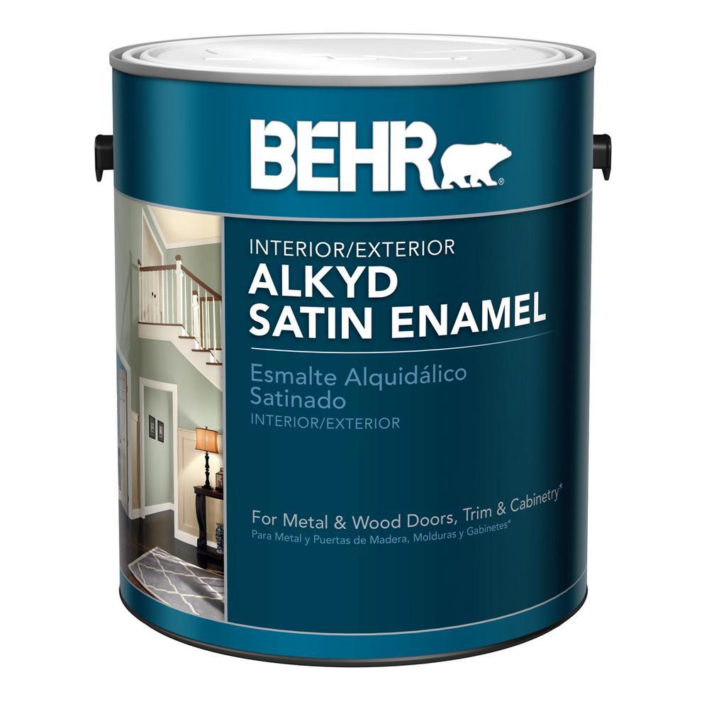 Interior Acrylic Enamel Paint