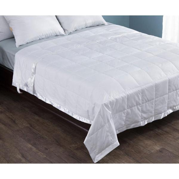 100 Cotton Quilted Filled Blanket King-p2015-0005
