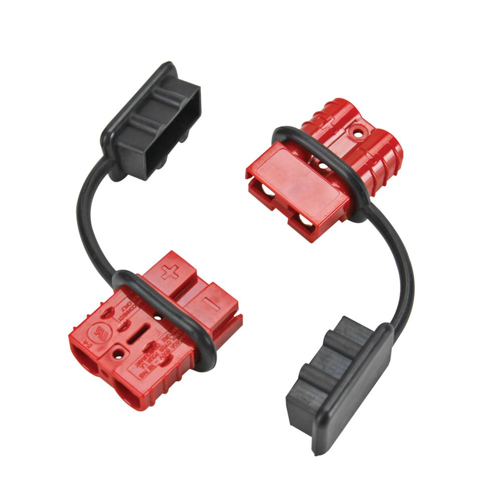 medium resolution of quick connect plug kit for atv winches