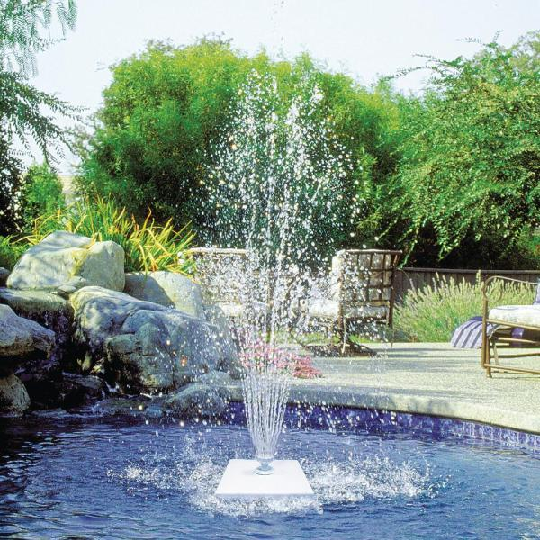 Poolmaster Grecian Floating Swimming Pool Fountain-54510