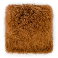 TOV Furniture Tibetan Sheep Copper Medium Throw Pillow-TOV ...