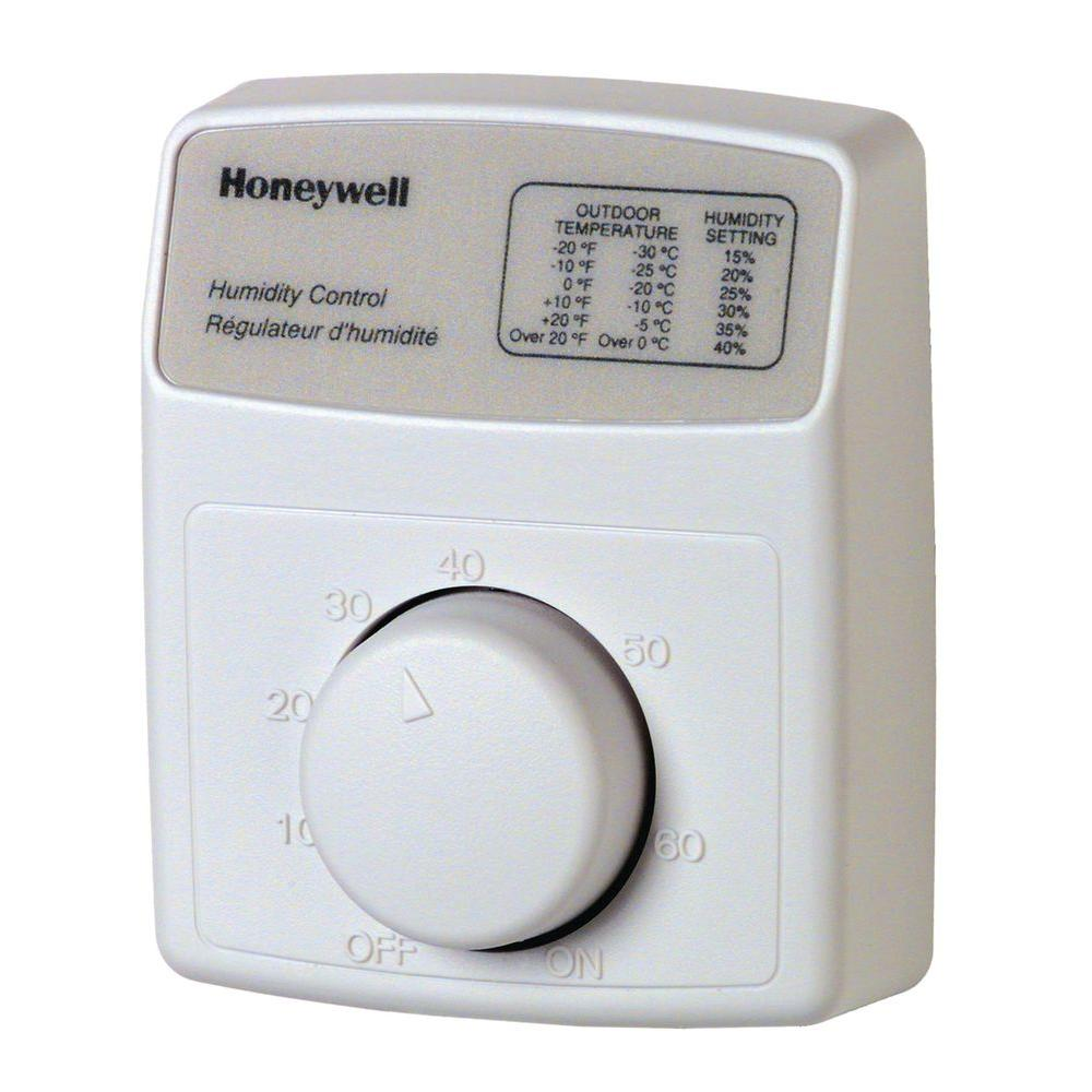 medium resolution of honeywell humidistat humidifier control