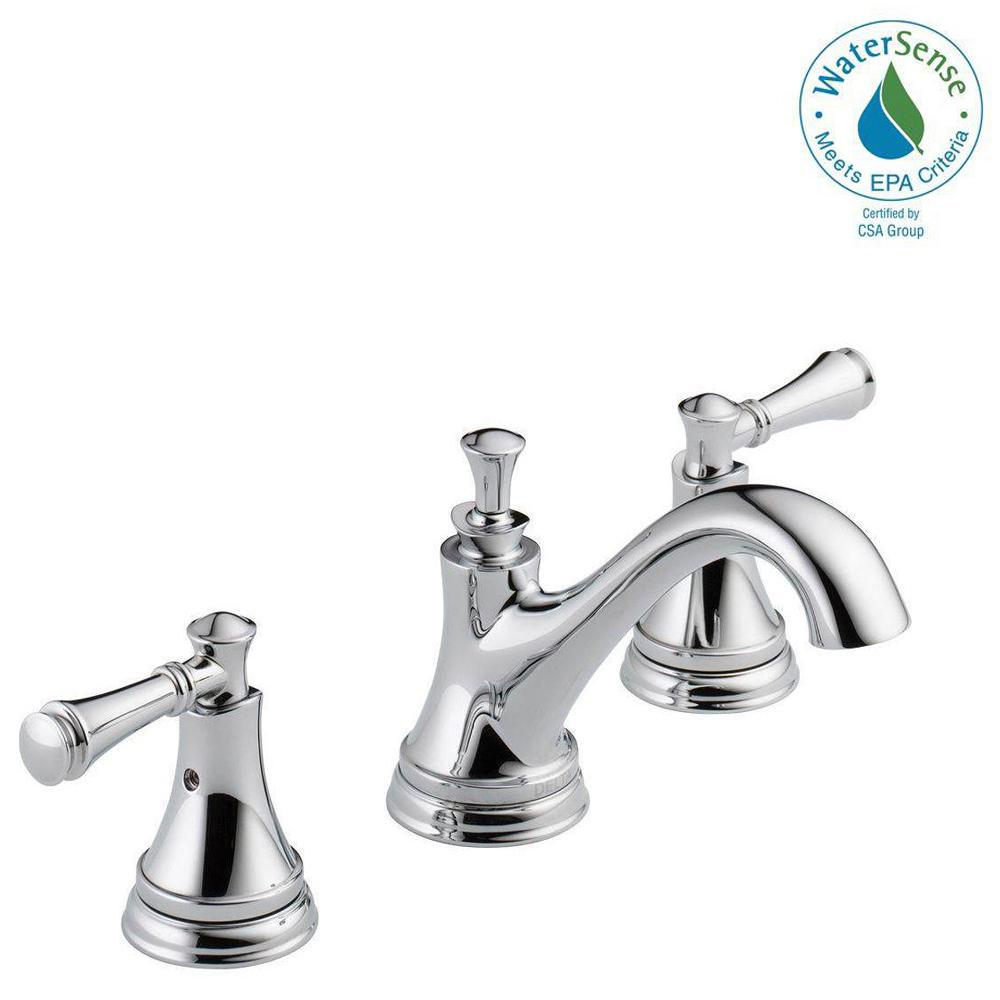 Ideas Bathroom Sink Faucets Silverton 8 In Widespread 2 Handle Bathroom Faucet In Chrome