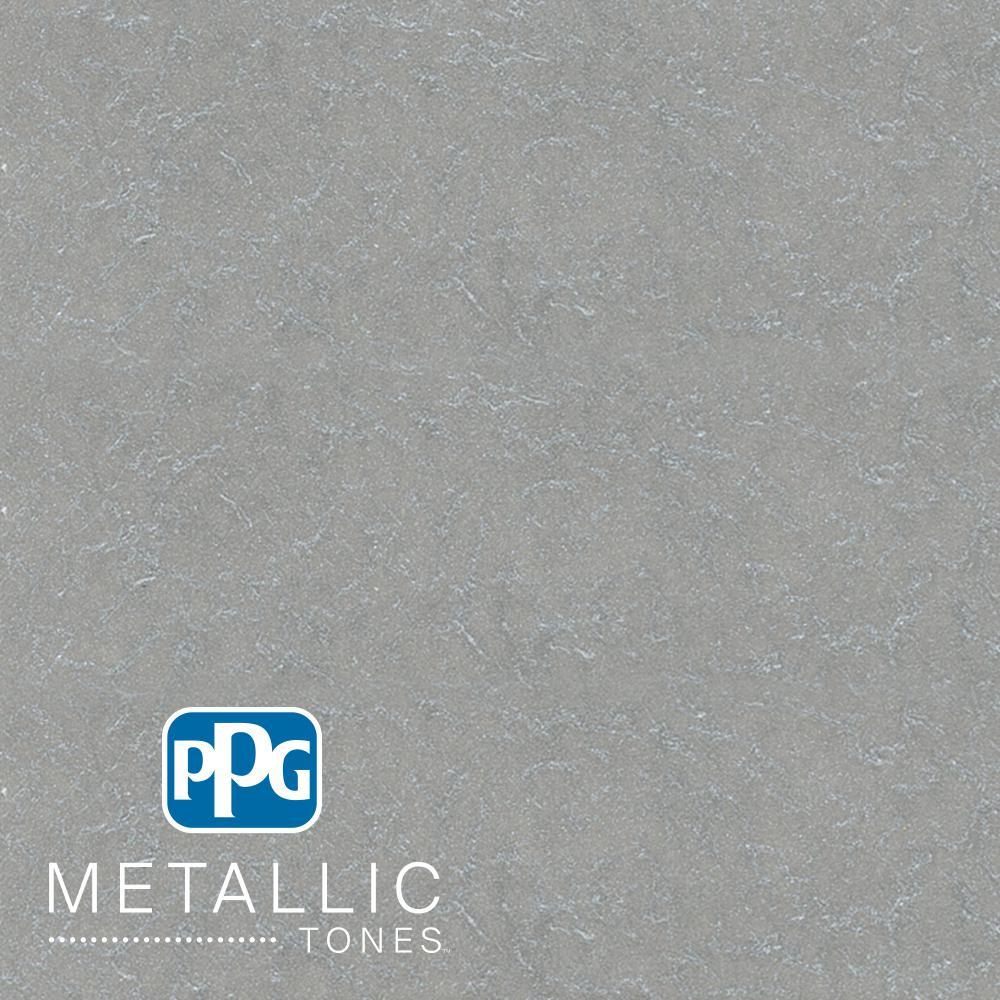 PPG METALLIC TONES 1 qt.#MTL106 Rejoice Metallic Interior