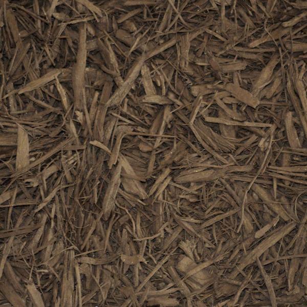 5 cu. yd. brown landscape bulk