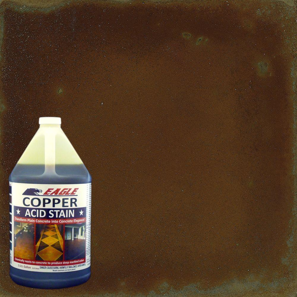 Eagle Concrete Acid Stain