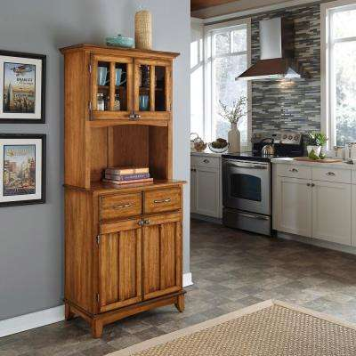 kitchen buffet backsplash glass tile and stone sideboards buffets dining room furniture the home depot cottage