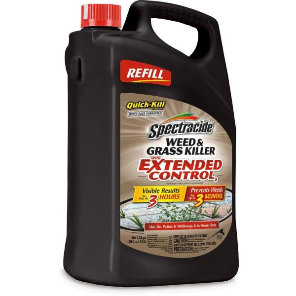 Home Depot Weed and Grass Killer