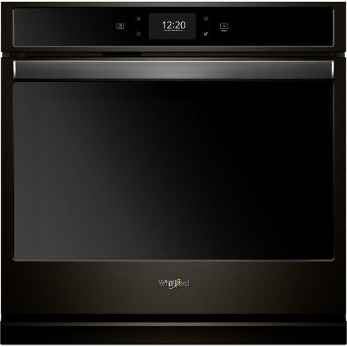 small resolution of whirlpool 30 in smart single electric wall oven with true convection cooking in fingerprint resistant black stainless steel with microwave oven diagram