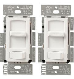 white lutron dimmers ctcl 153pdh 2 wh 64 1000 lutron skylark contour 150 watt single pole 3 [ 1000 x 1000 Pixel ]