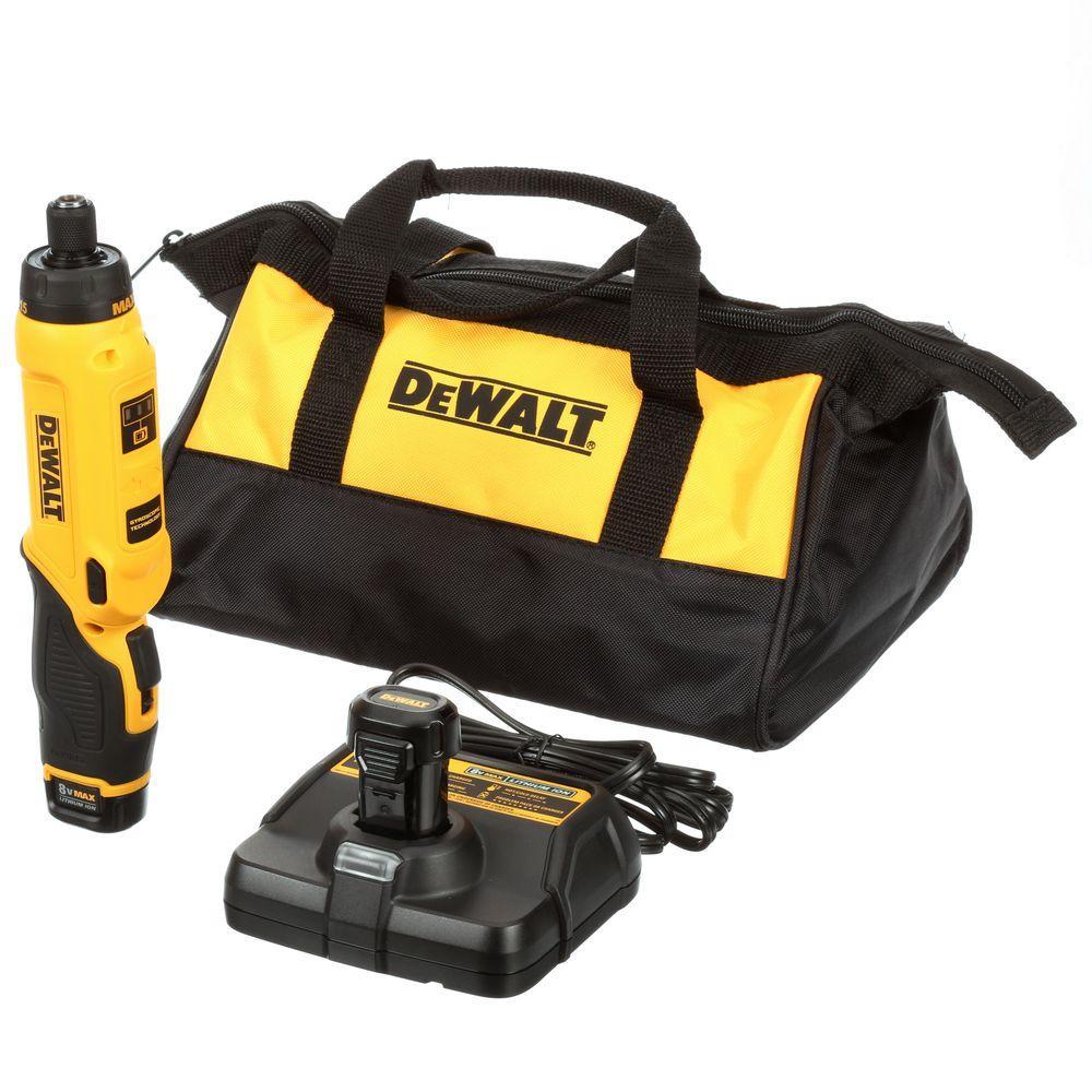 Dewalt Cordless Screwdriver Battery