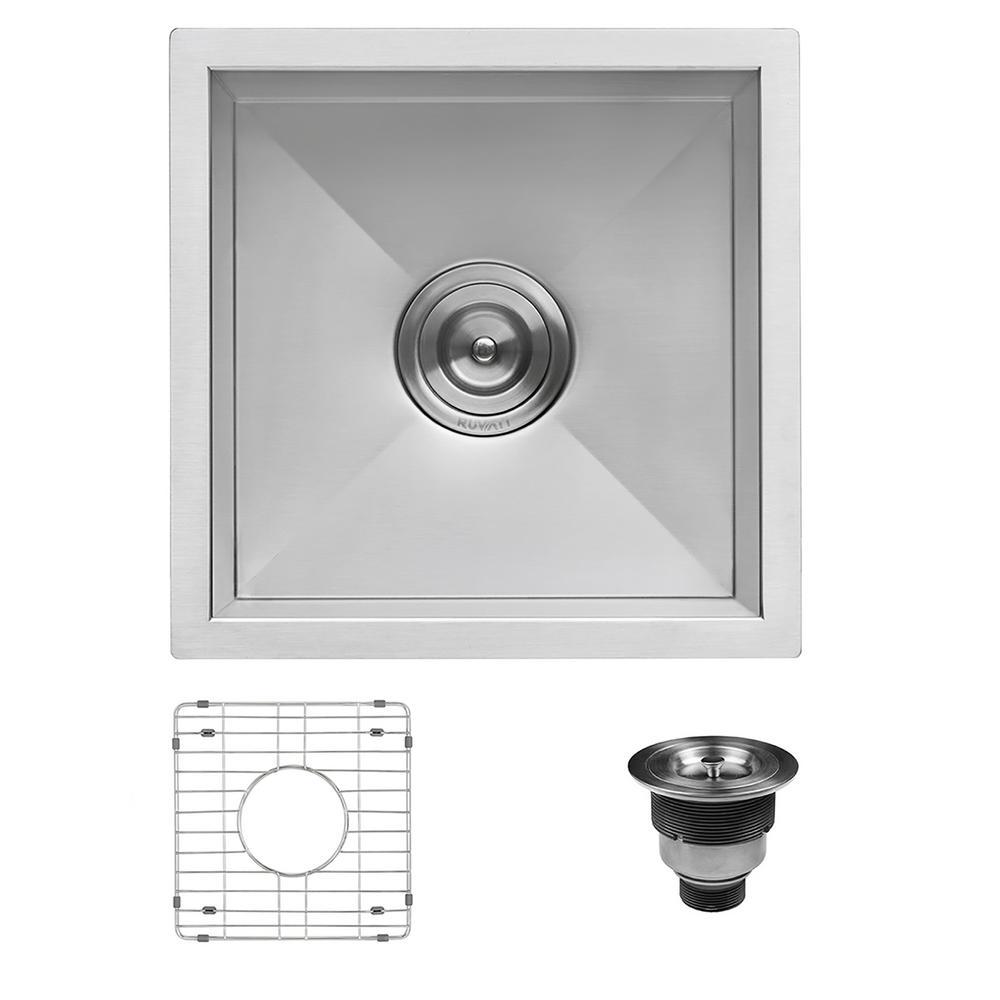 15 inch undermount kitchen sink 304