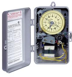 t8800 series 125 volt input with 24 volt output indoor outdoor irrigation sprinkler timer [ 1000 x 1000 Pixel ]