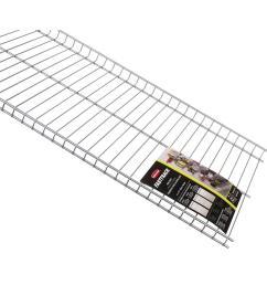 rubbermaid fasttrack garage 48 in x 16 in wire shelf [ 1000 x 1000 Pixel ]