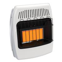 Dyna-Glo 18,000 BTU Infrared Vent Free Natural Gas Wall ...