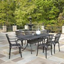 Home Styles Largo 7-piece Outdoor Patio Dining Set-5560
