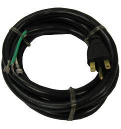6 ft 14 gauge power cord [ 1000 x 1000 Pixel ]