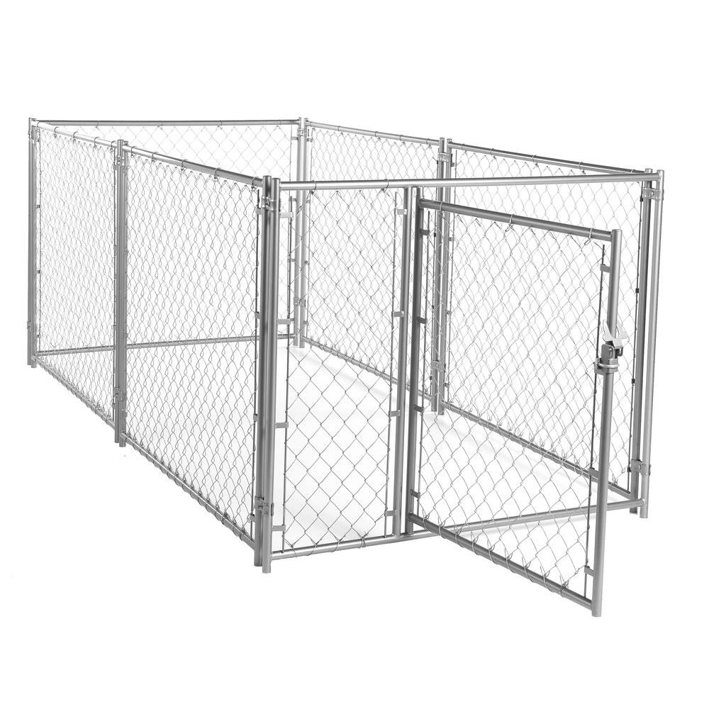 American Kennel Club 6 ft. x 10 ft. x 6 ft. Chain Link